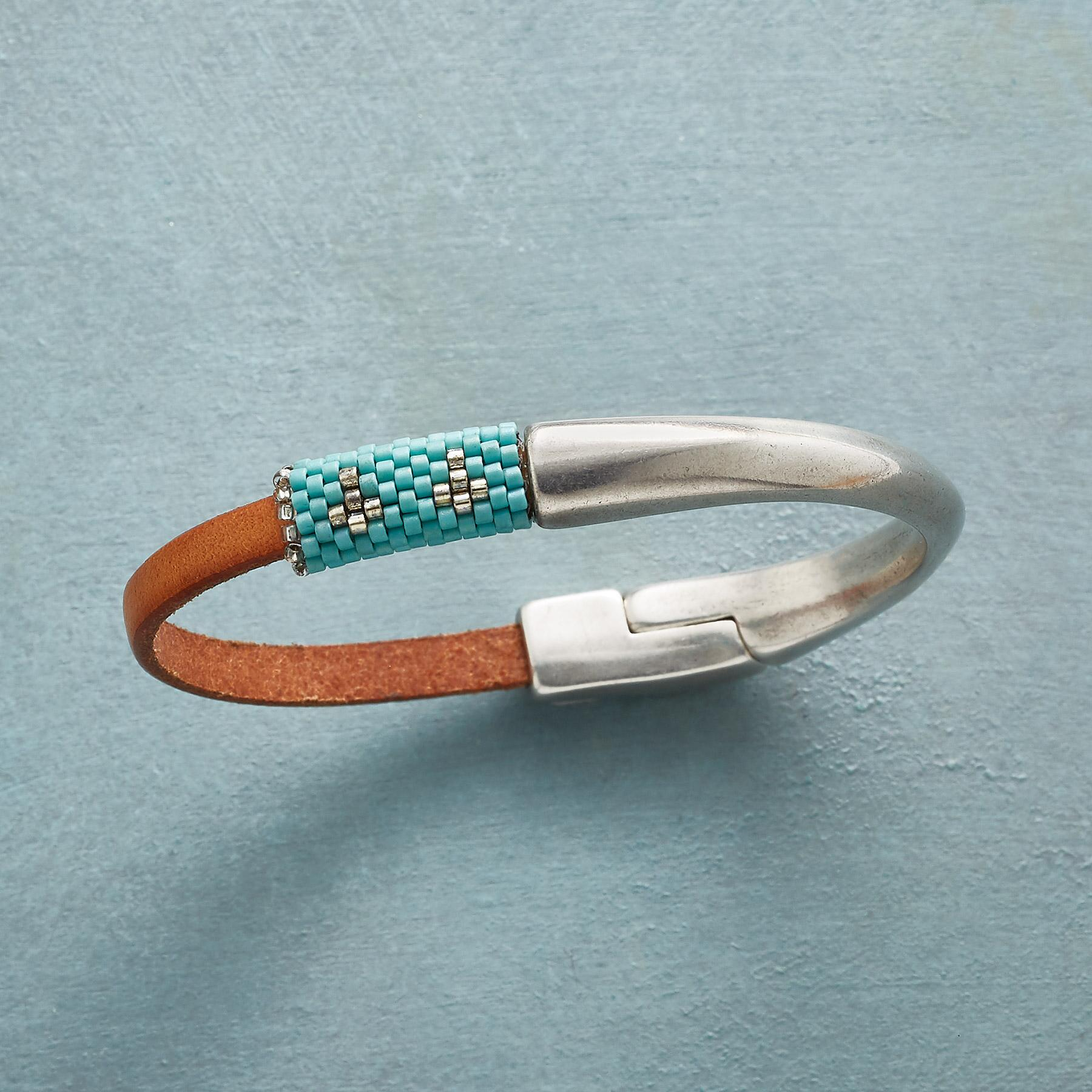 UNITED BY BLUE BRACELET: View 1