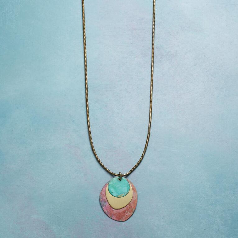ROCKS FROM THE MOON NECKLACE
