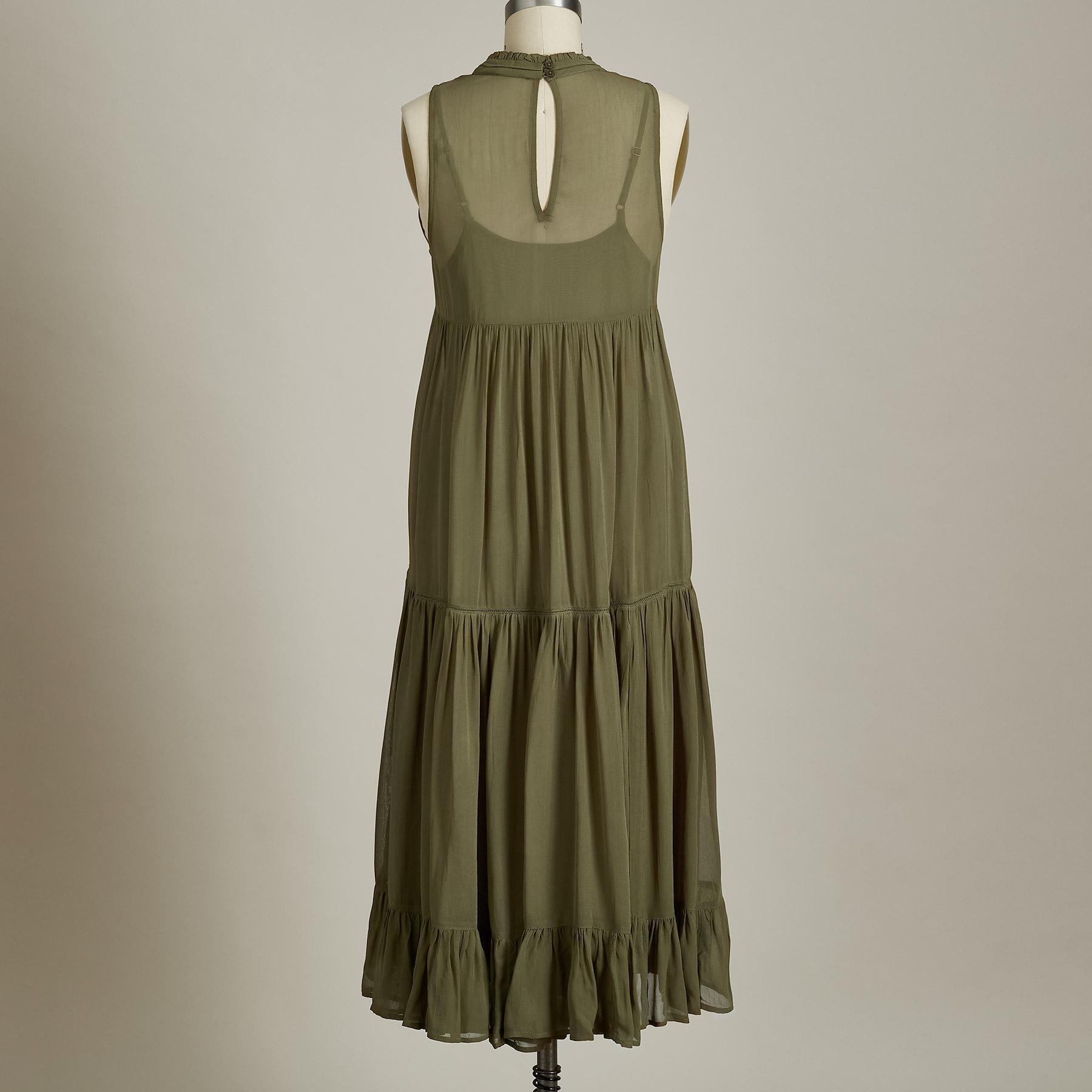 ROYAL CROWN DRESS - PETITES: View 2