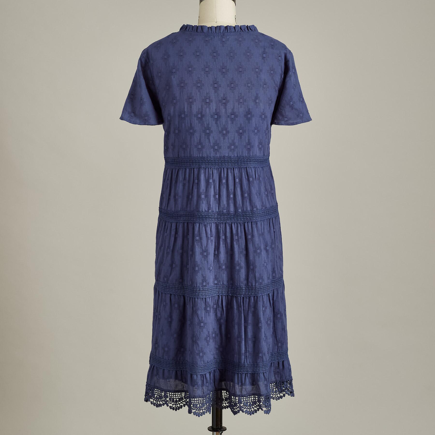 PAULETTE DRESS - PETITES: View 2