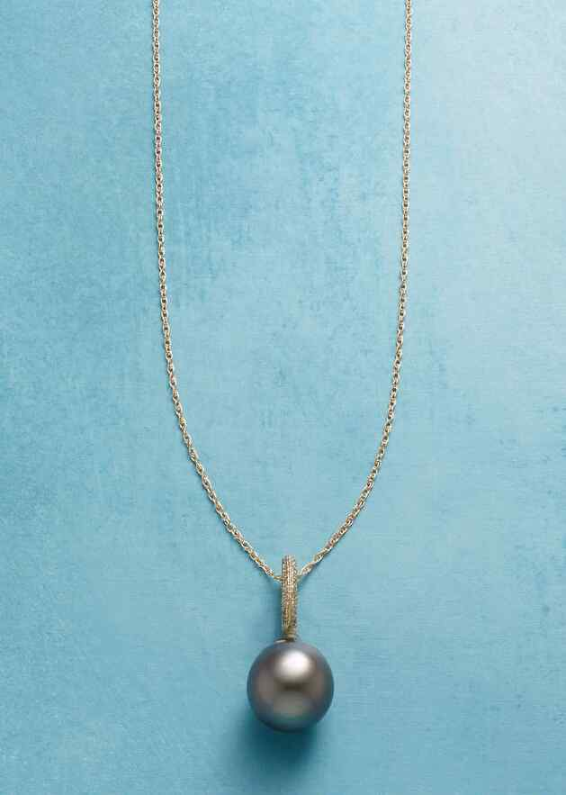 LUCIA PEARL NECKLACE