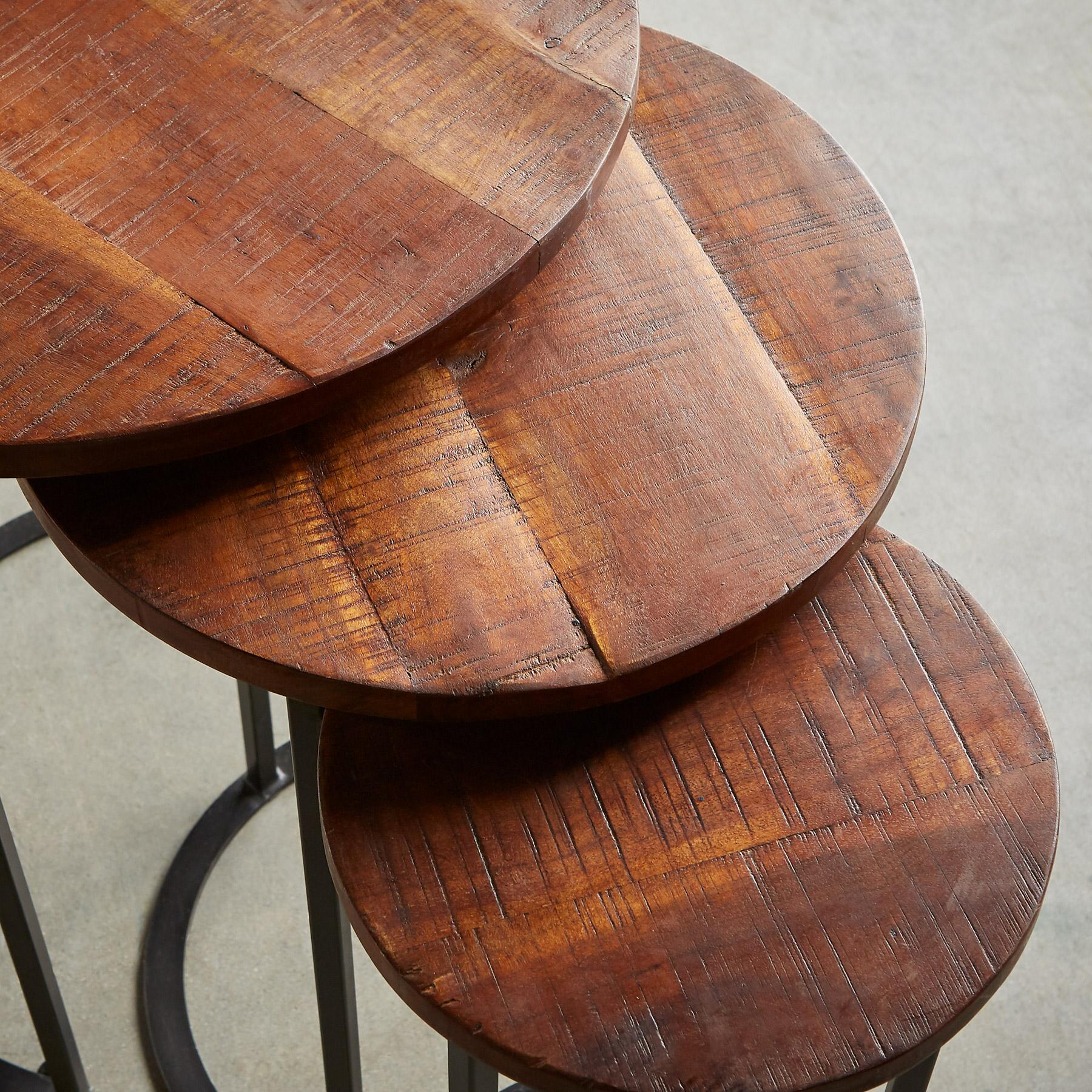 HAVEN NESTING TABLES, SET OF 3: View 3