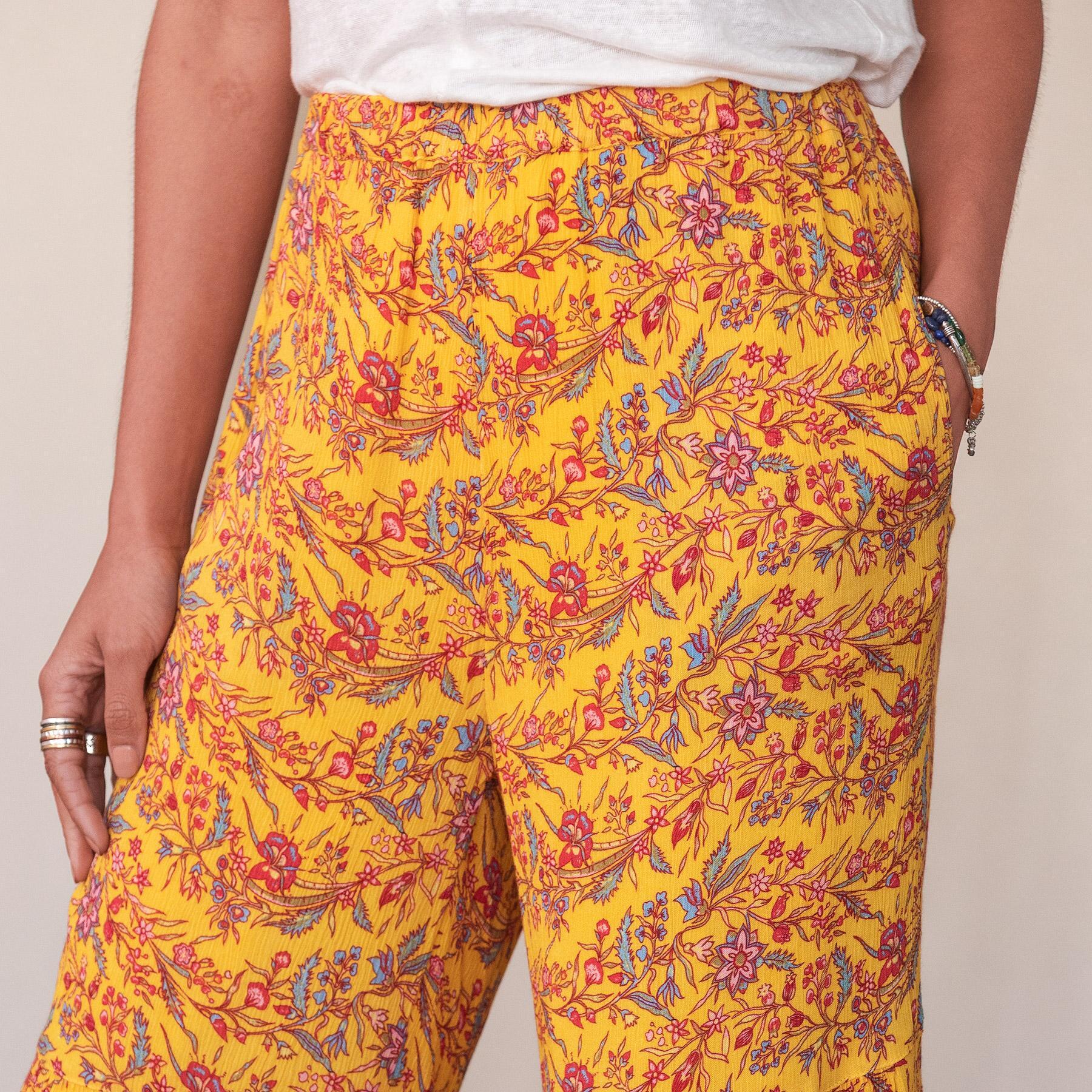 BEACHSIDE DAYDREAM PANTS: View 4