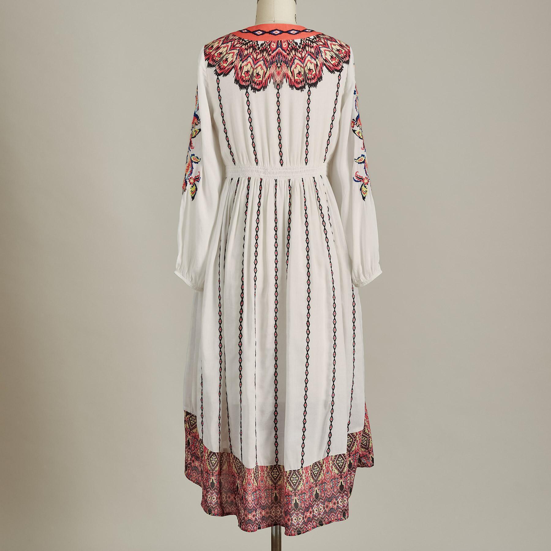 AMRITA STORY DRESS - PETITES: View 2