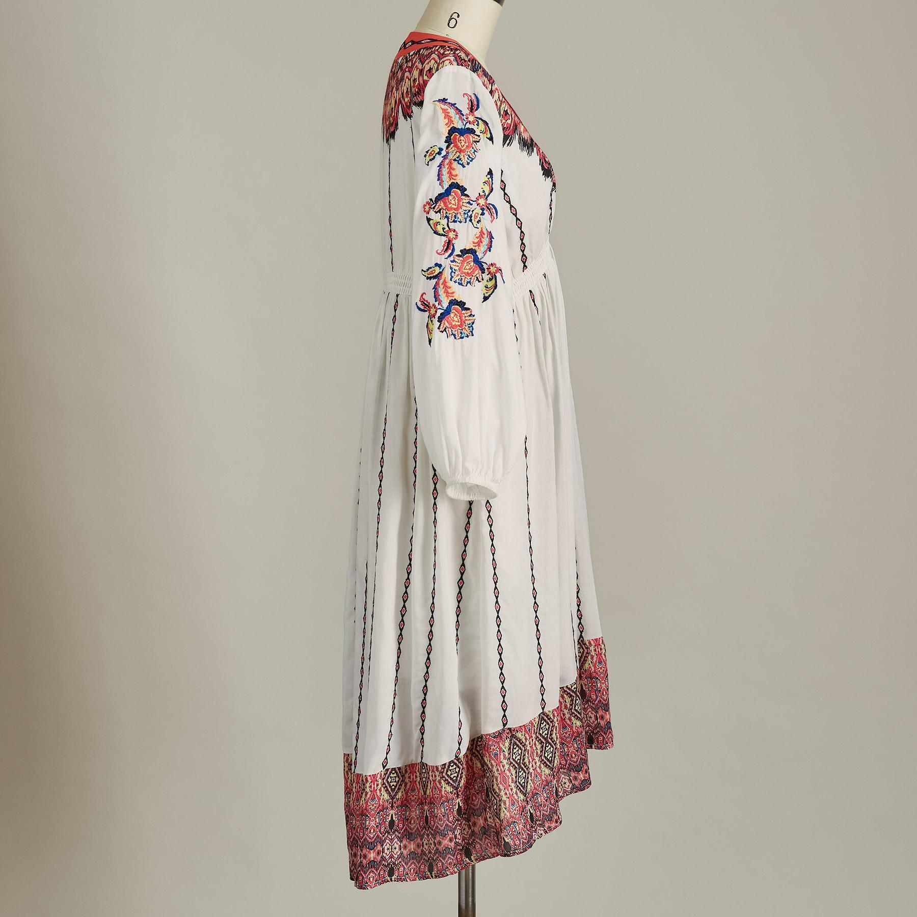AMRITA STORY DRESS - PETITES: View 3