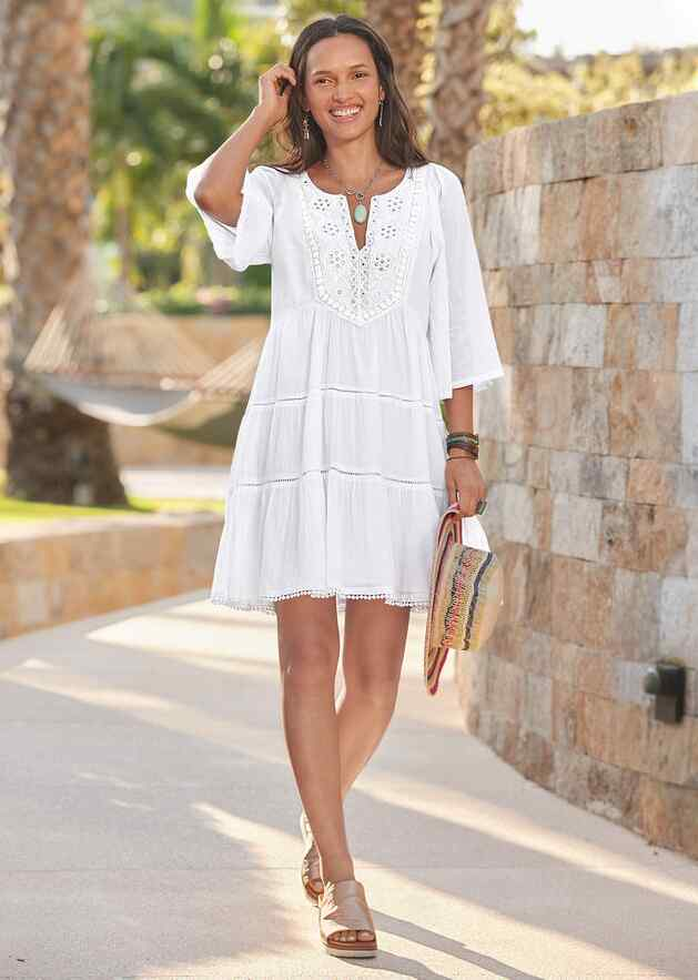 SAHARA DRESS - PETITES