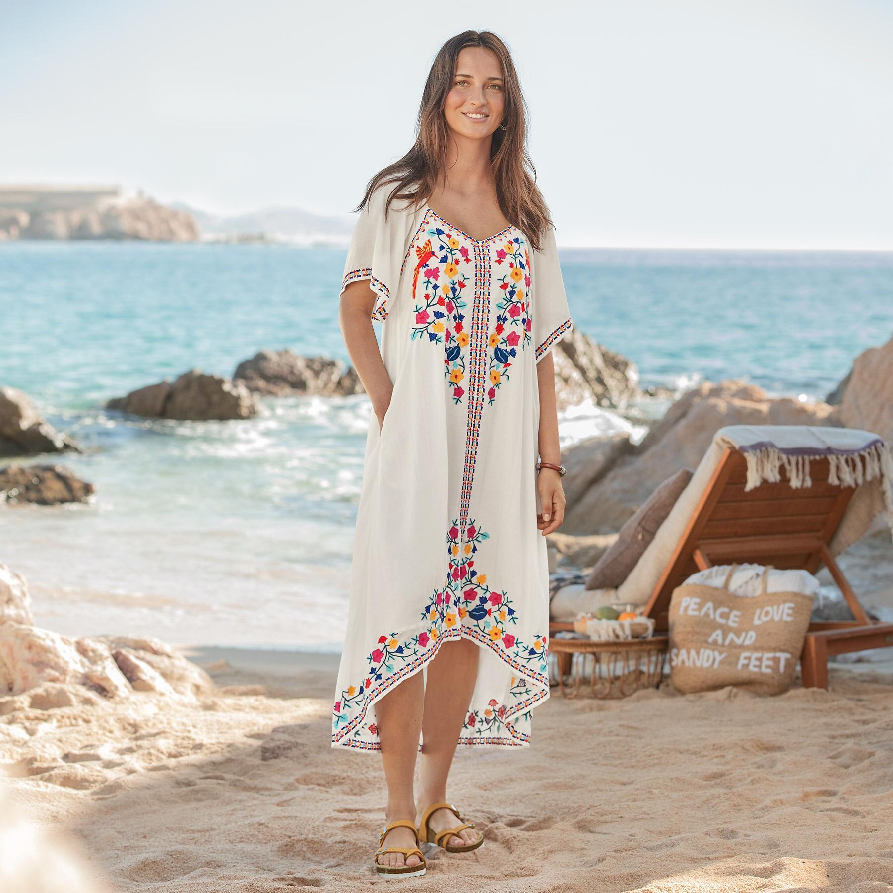 LIVIA BLOOM DRESS: View 1