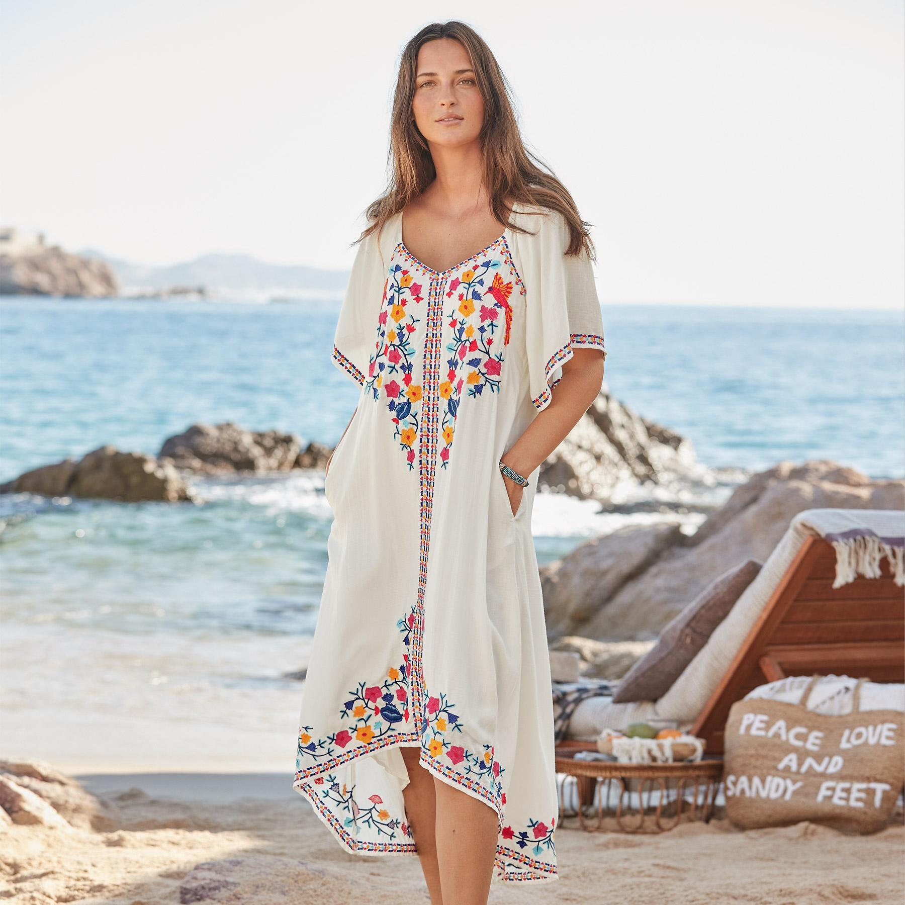 LIVIA BLOOM DRESS: View 2