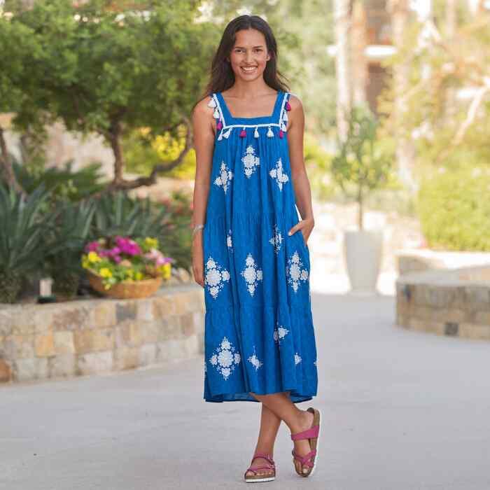 FESTIVAL BEACH DRESS