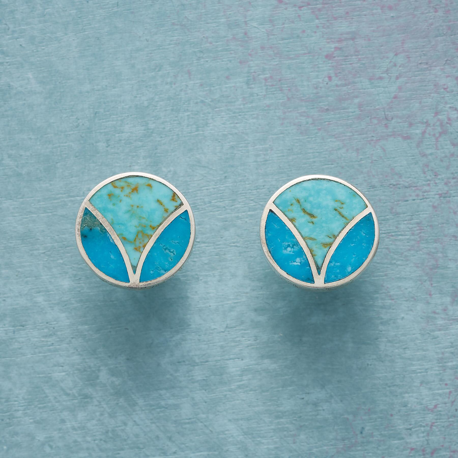MOSAIQUE EARRINGS: View 1