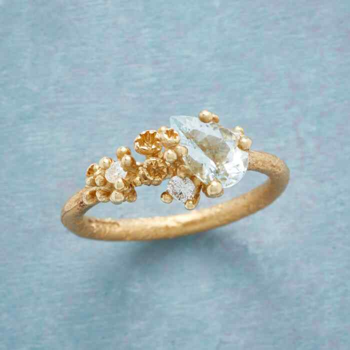 CRAFTED TREASURE RING