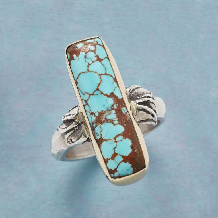 PAINTERLY POSSIBILITIES RING