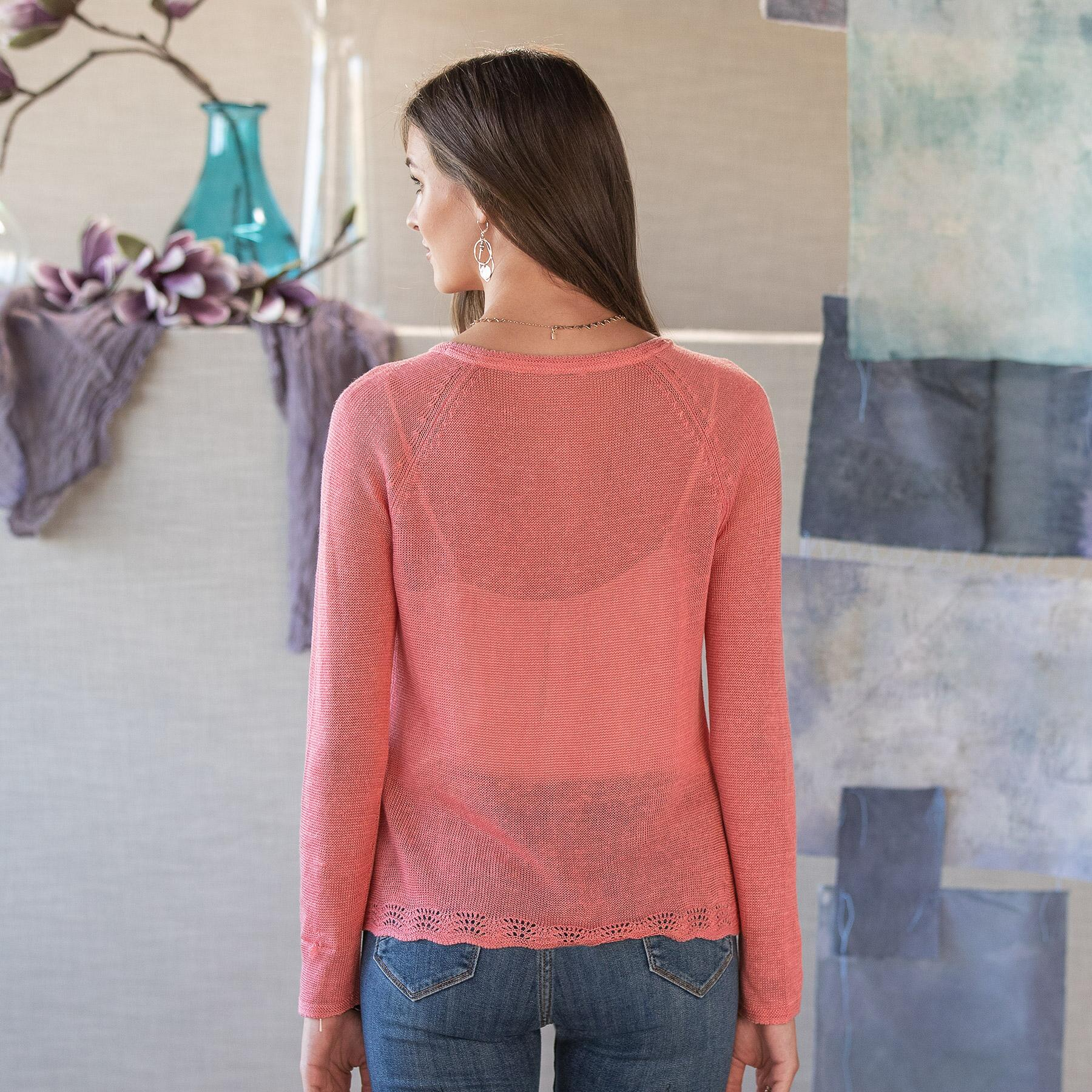 LACEY & LOVELY CARDIGAN - PETITES: View 2
