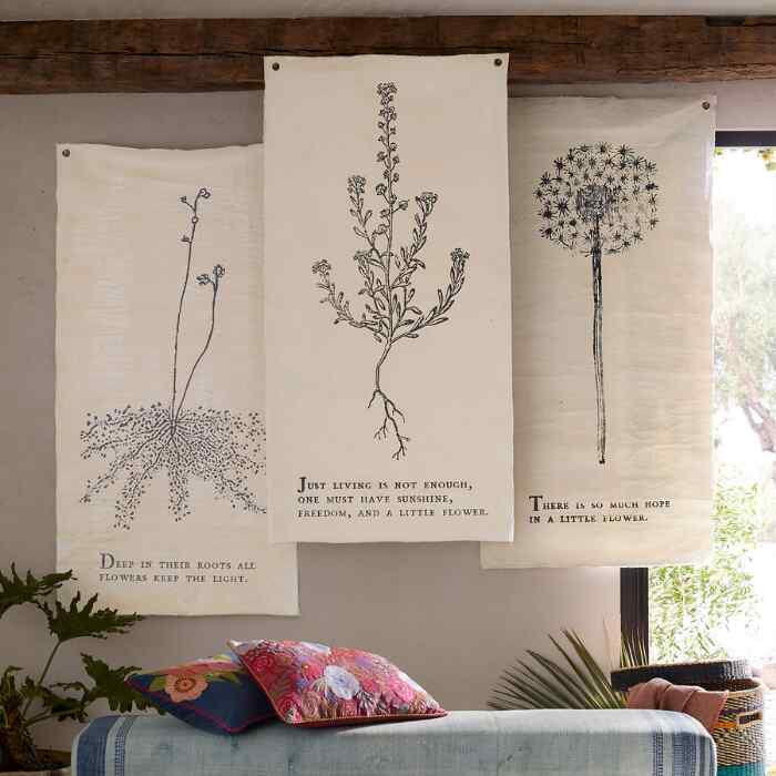 NATIVE FLOWER PRINTS