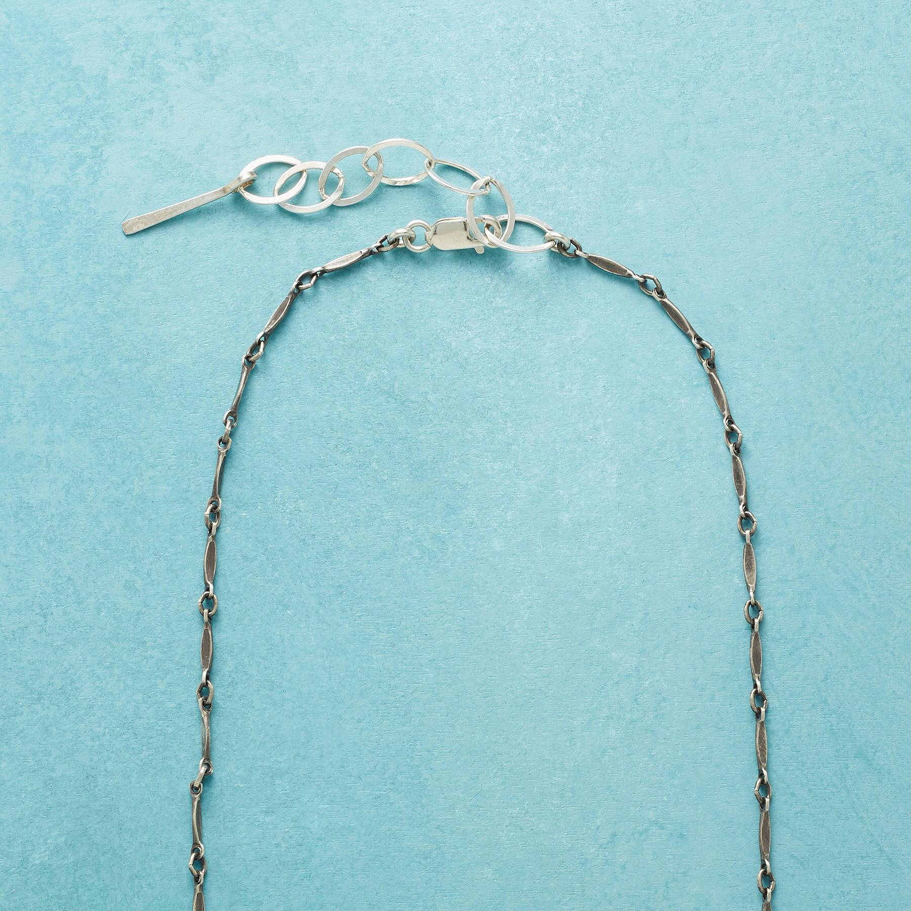 WEIGHTS AND BALANCES NECKLACE: View 3