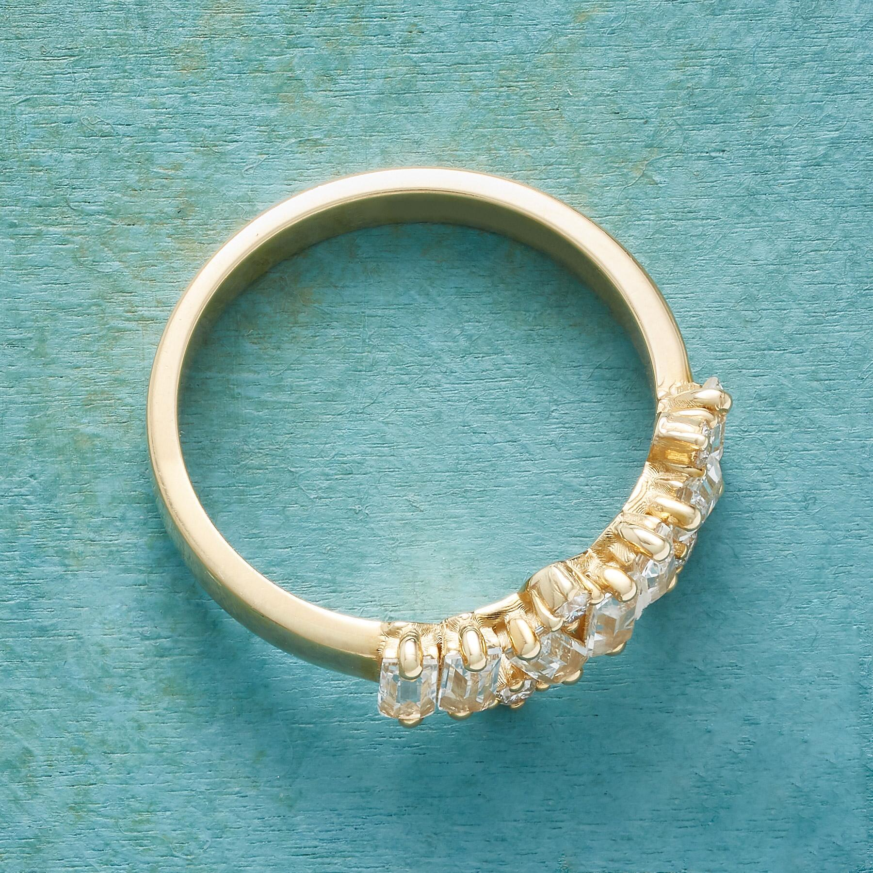 SCATTER SPARKLE RING: View 2