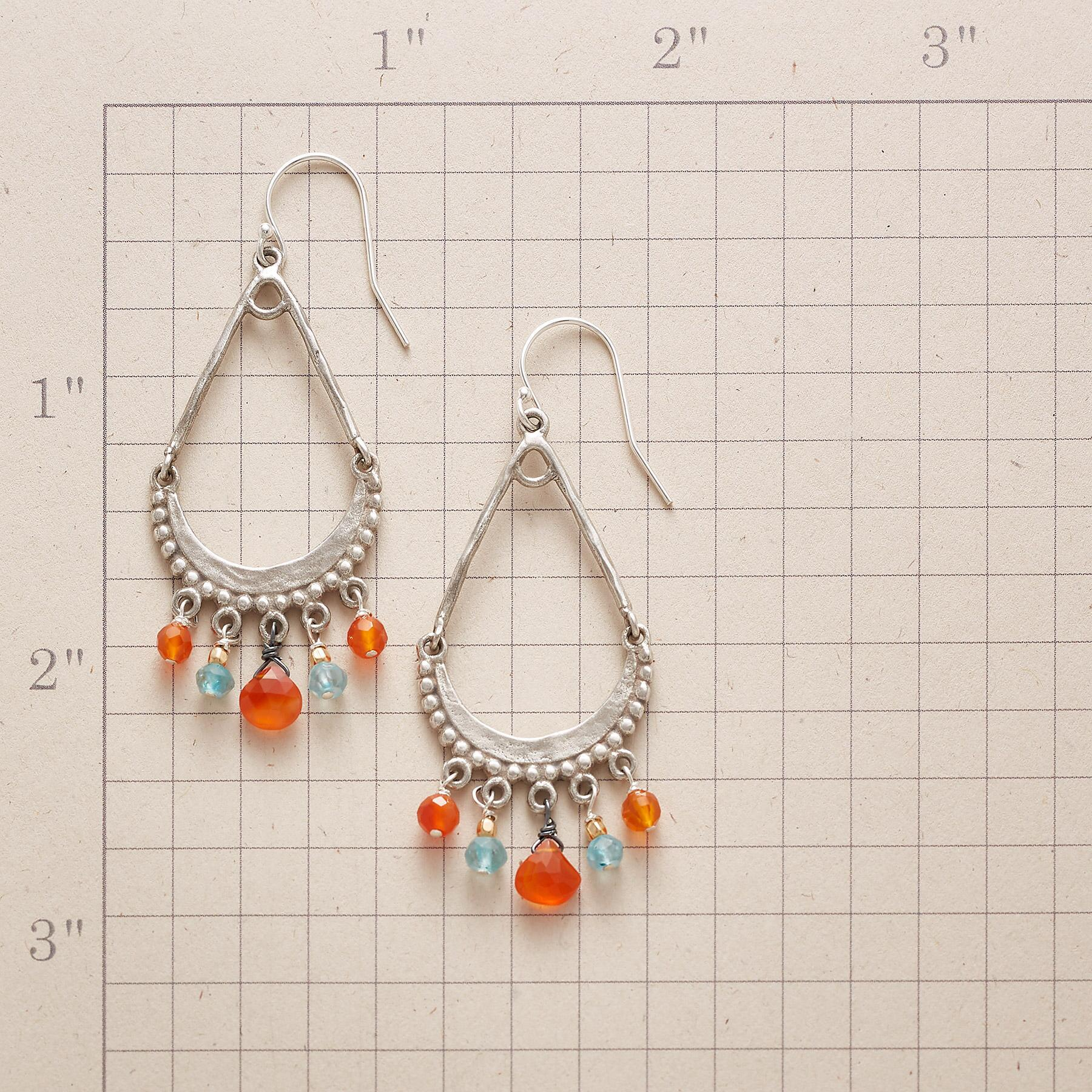 DAYDROP EARRINGS: View 2