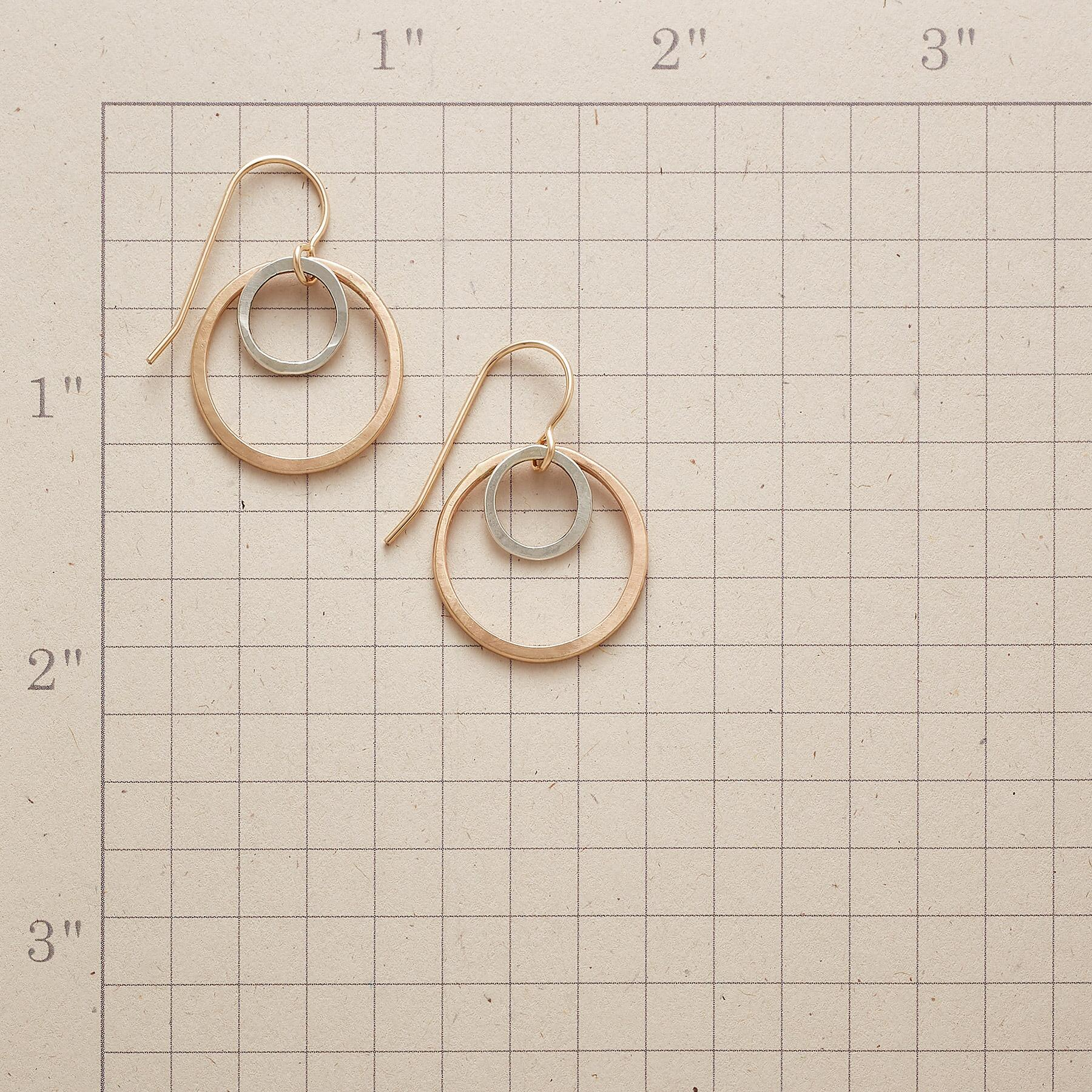 OPEN MINDED EARRINGS: View 2