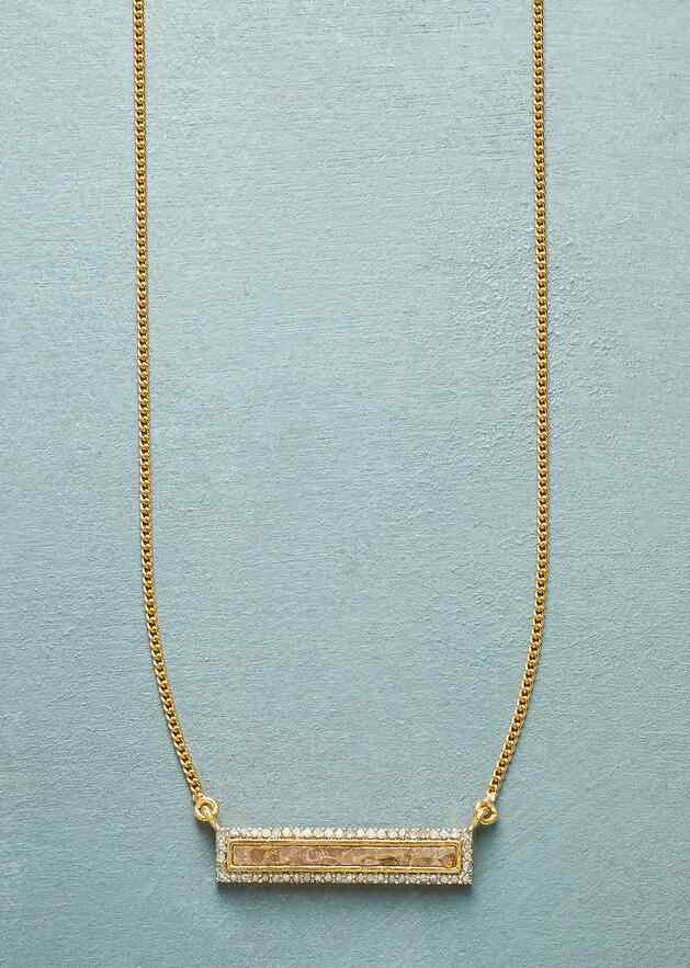 GOLDEN AGE DIAMOND NECKLACE