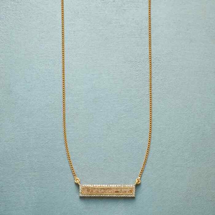 GOLDEN AGE DIAMOND NECKLACE