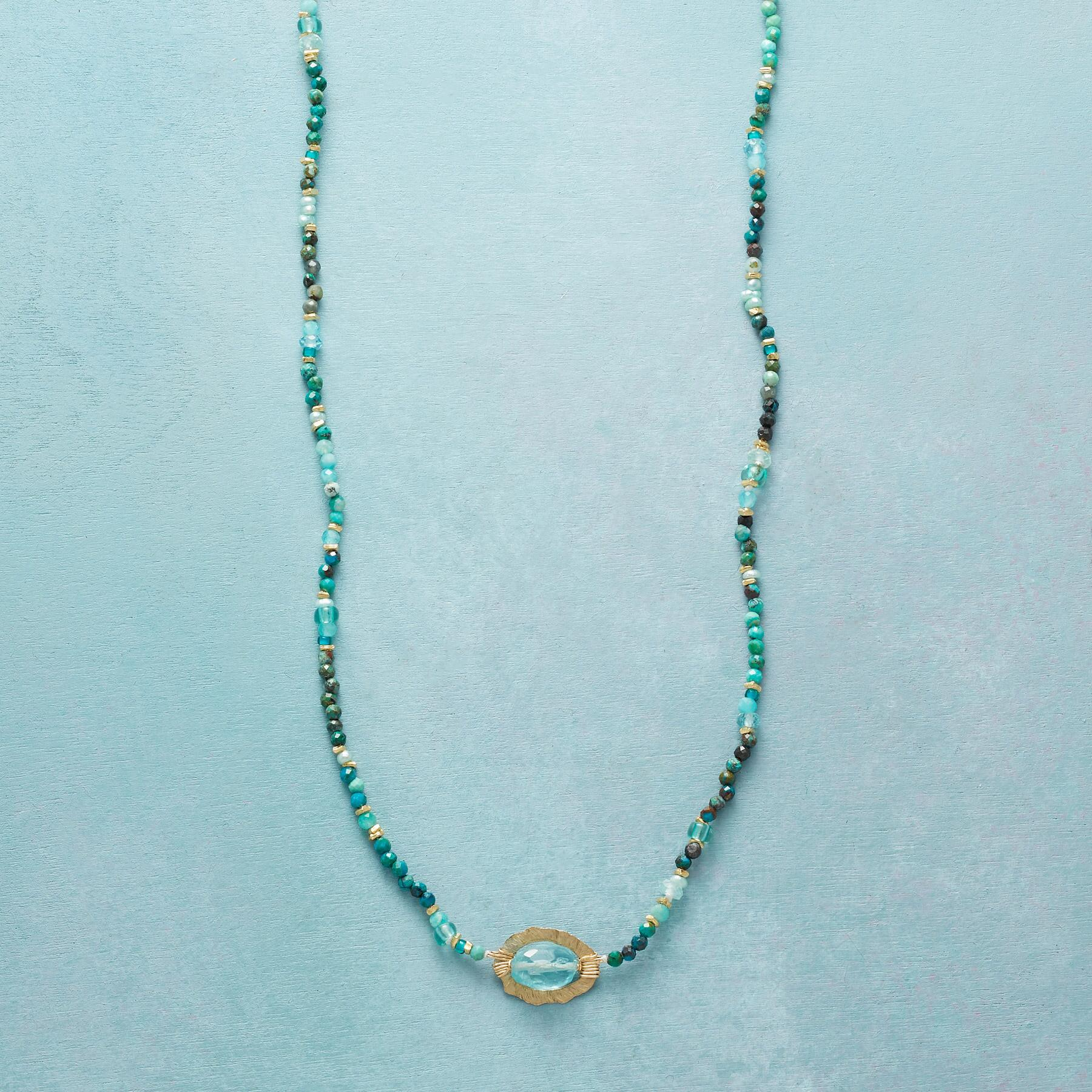 OCEANSIDE NECKLACE: View 1