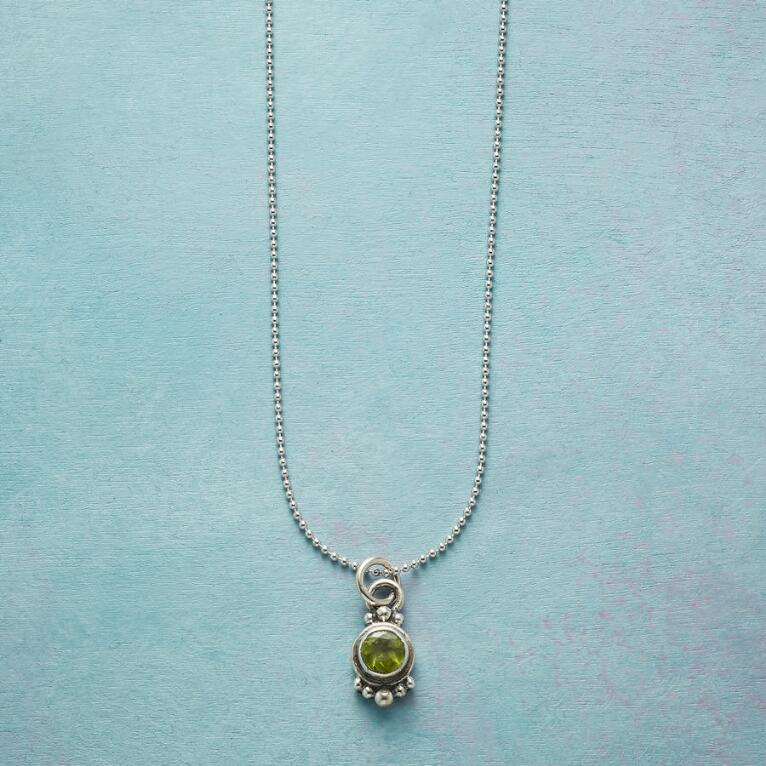 ART OF LOVE BIRTHSTONE NECKLACE
