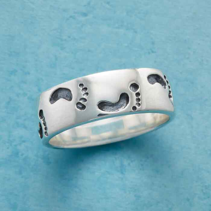 WALK WITH ME RING
