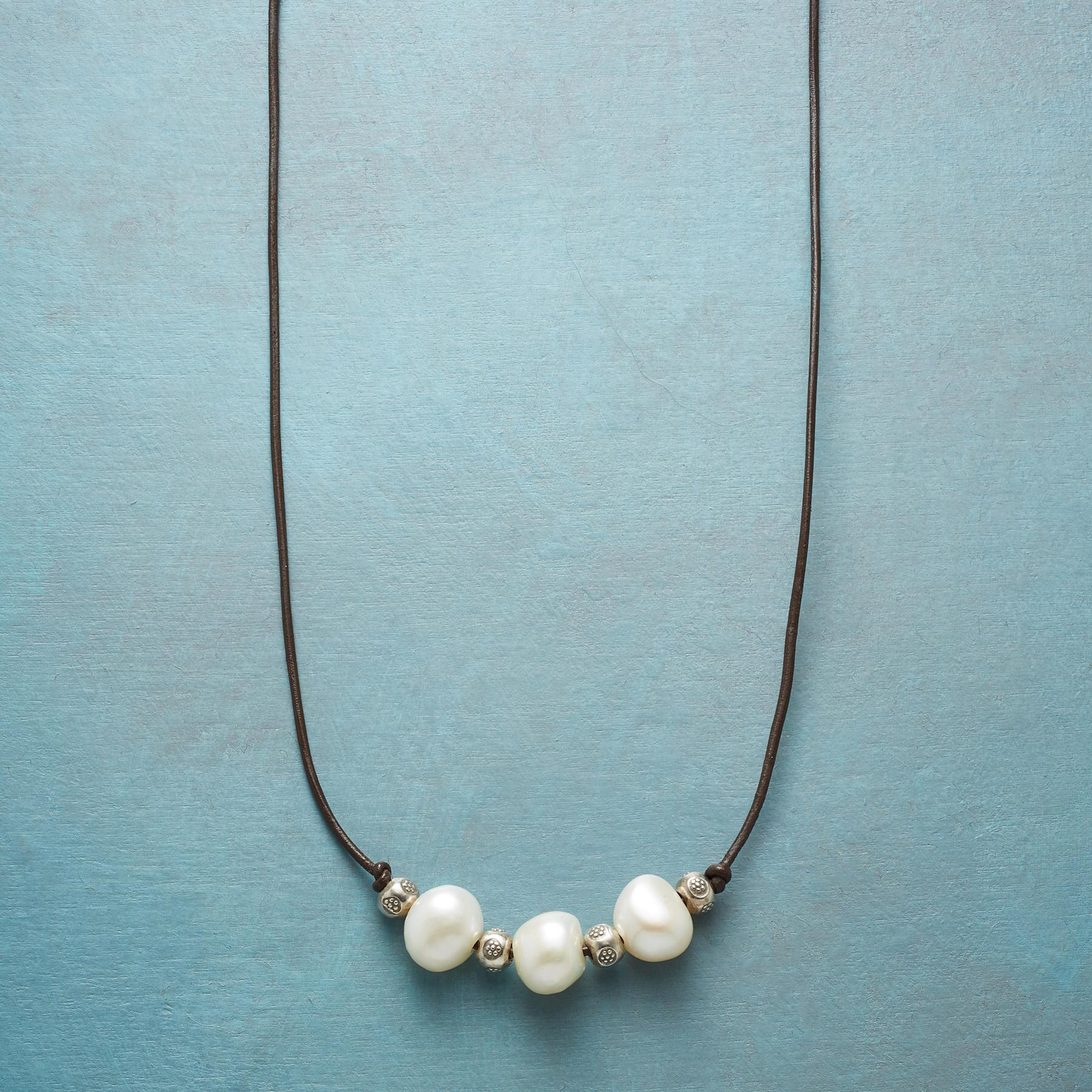 PERENNIAL PEARL NECKLACE: View 1