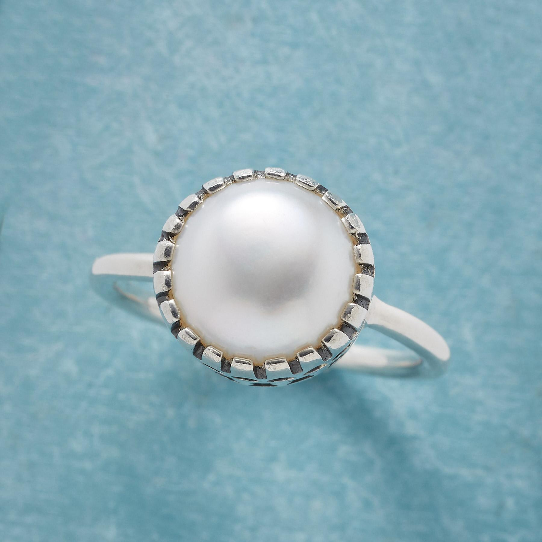 HEIGHT OF GRACE RING: View 1
