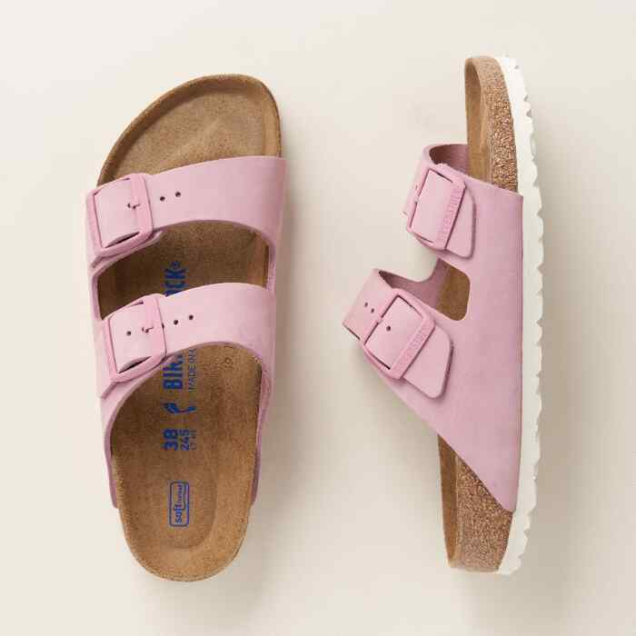 SOFT FOOTBED ARIZONA SANDALS