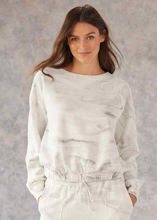 CRYSTAL COVE SWEATSHIRT