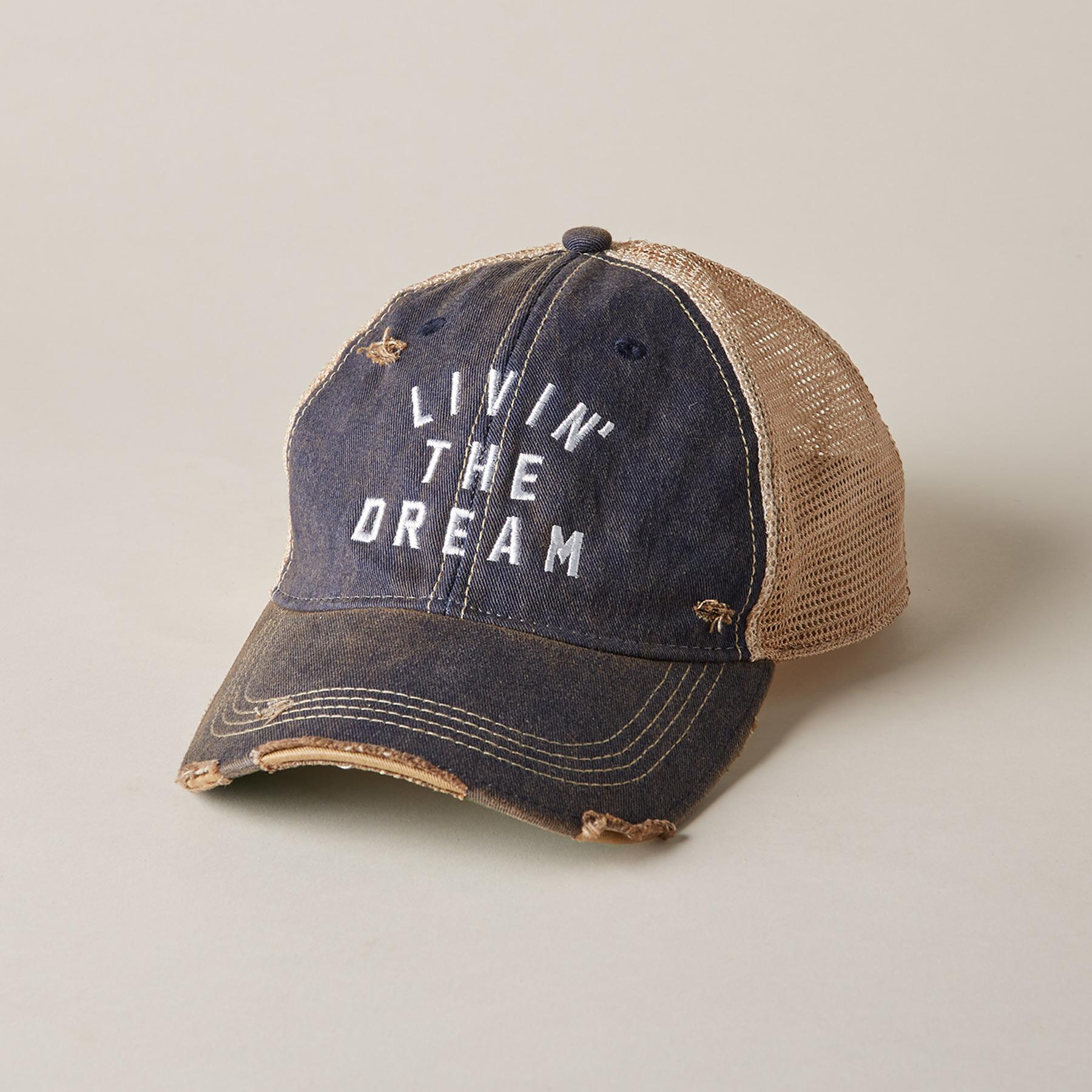LIVIN' THE DREAM HAT: View 1