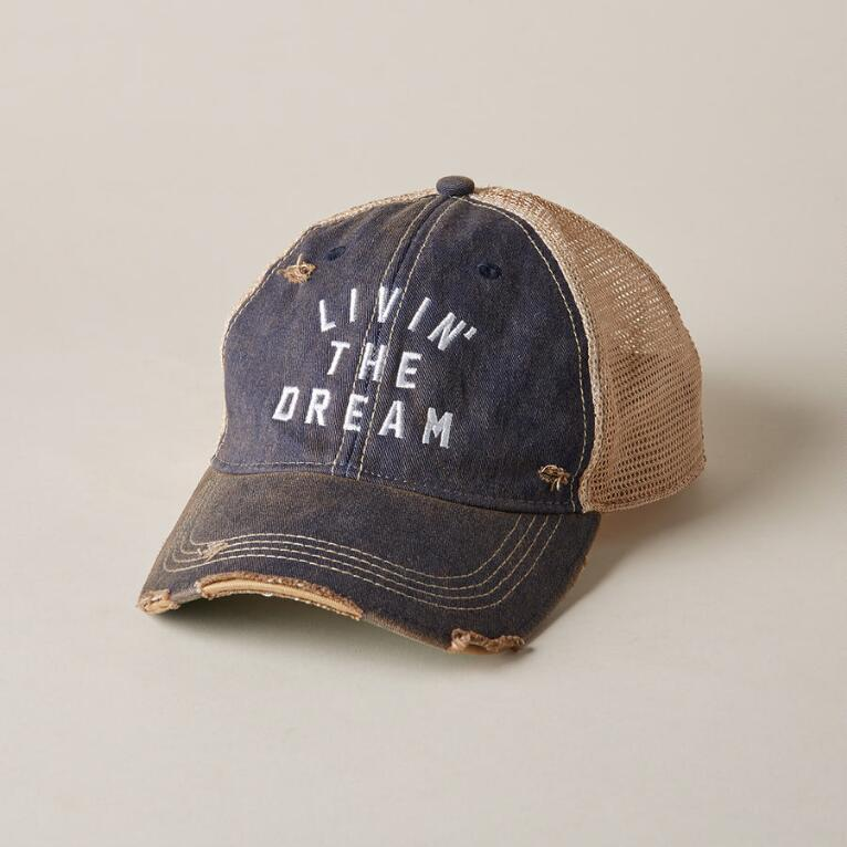 LIVIN' THE DREAM HAT
