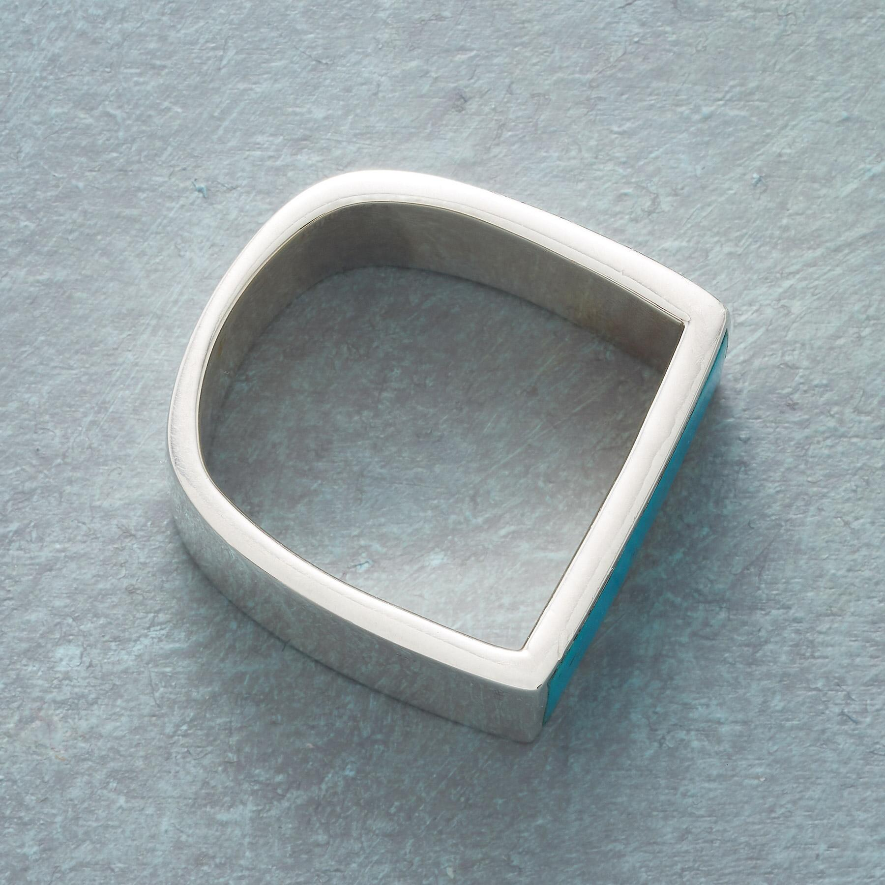 PLATEAU OF TURQUOISE RING: View 2