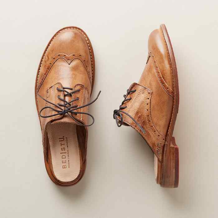 CHANNING OXFORD MULES