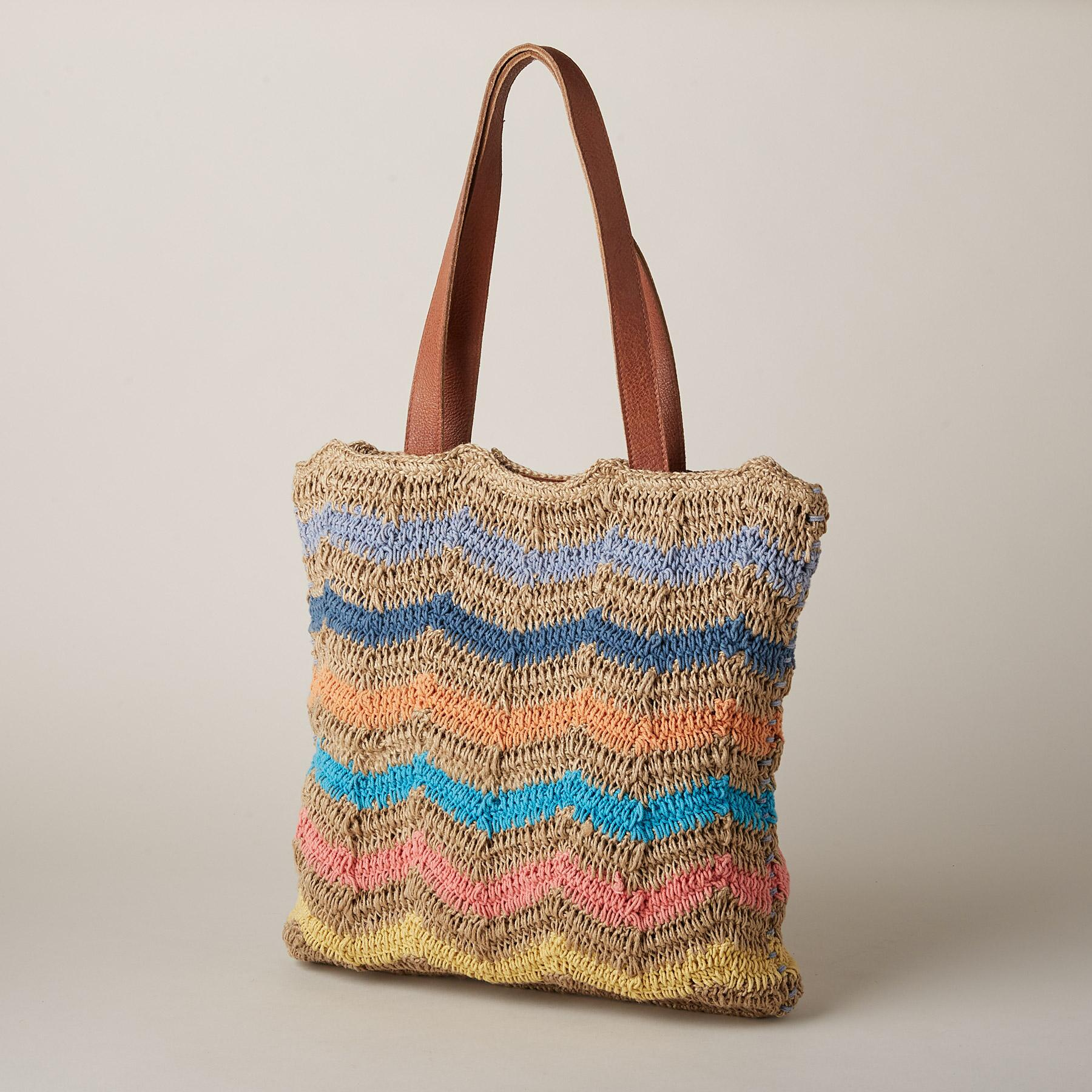 END OF THE RAINBOW TOTE: View 1