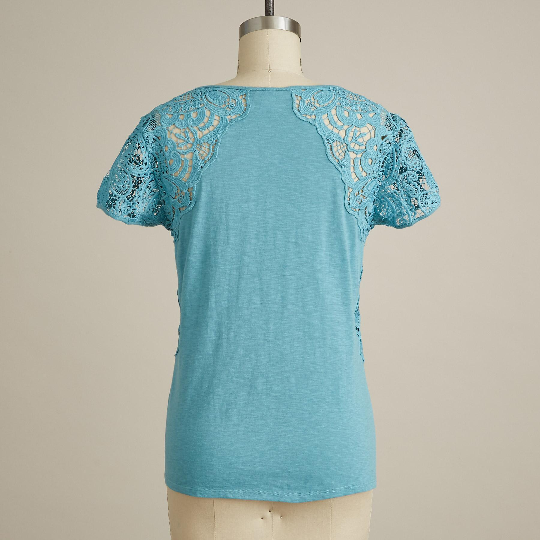 MAEVE LACE TOP: View 3