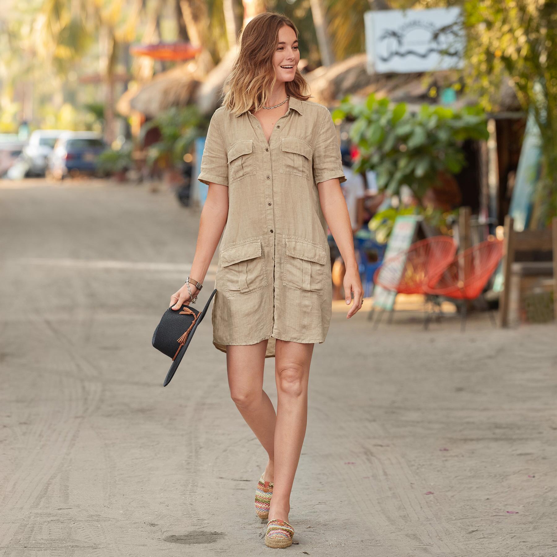HARPER DRESS - PETITES: View 2