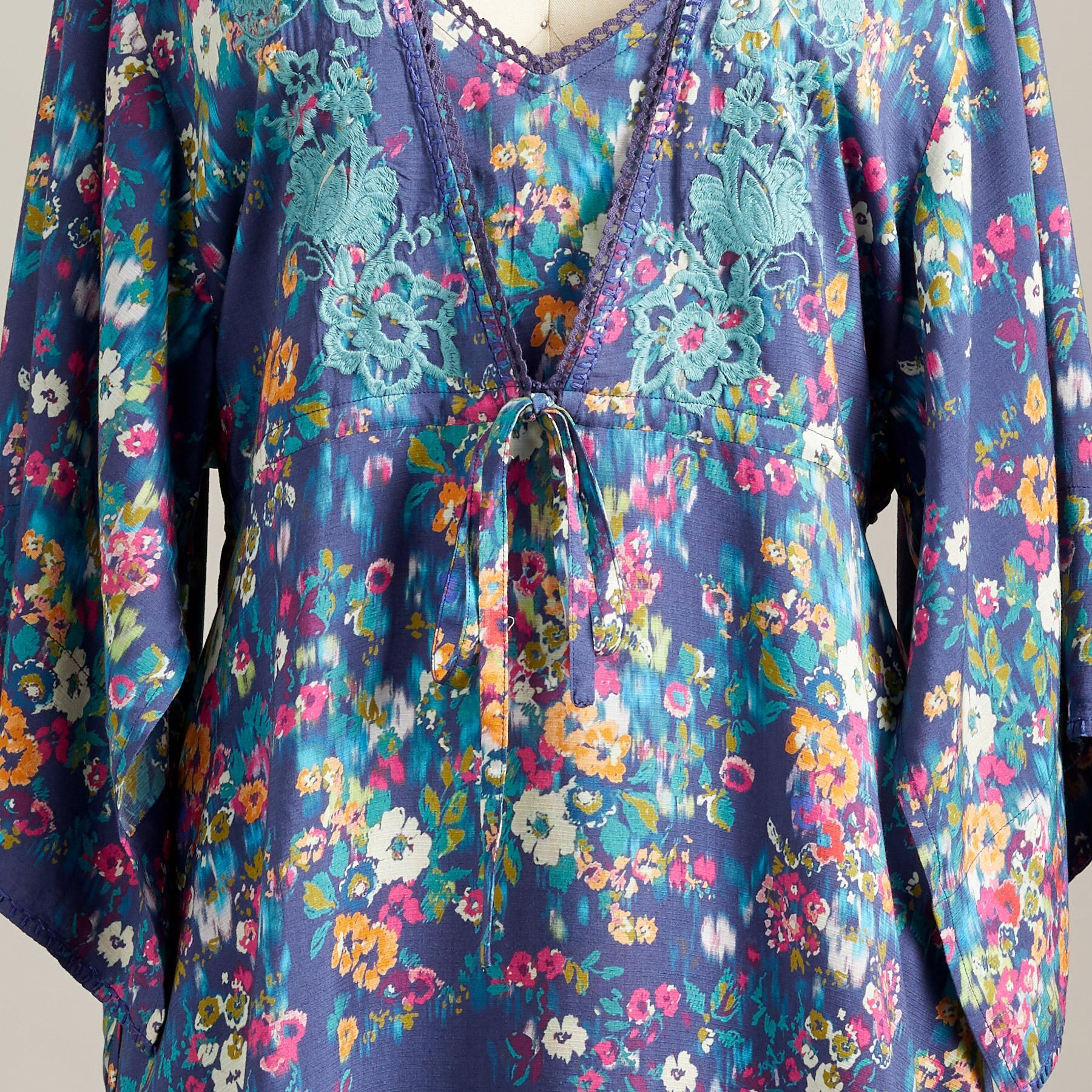 AZUL FLORAL DRESS: View 3