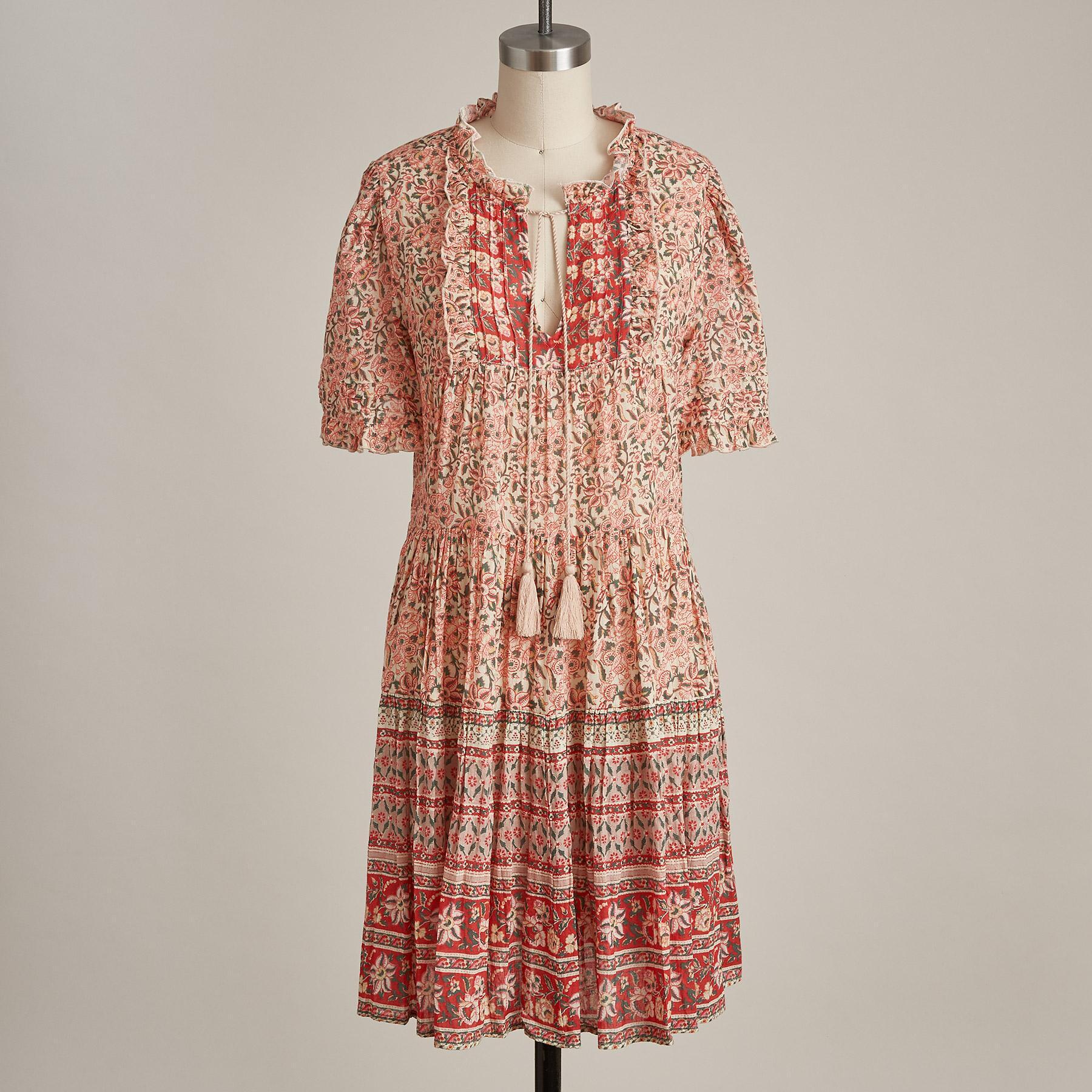 PROVENCE DRESS - PETITE: View 3
