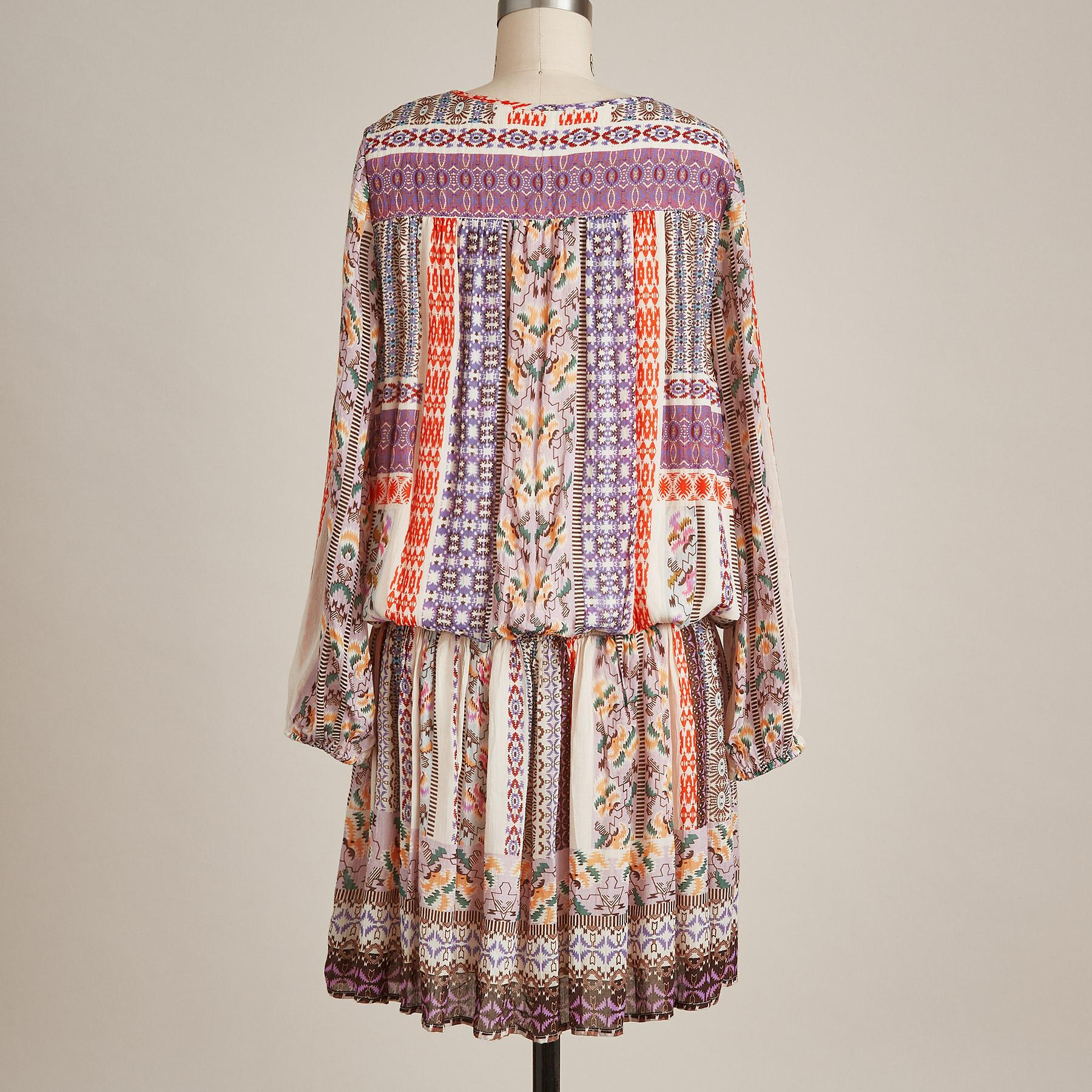 NOUVEAU NOMAD DRESS: View 3