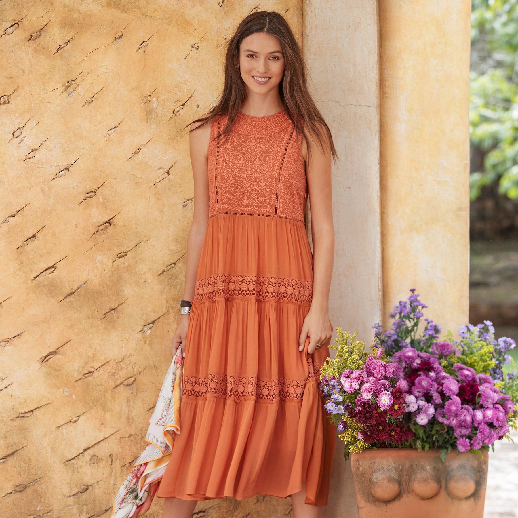 YASMINA DRESS - PETITE: View 2