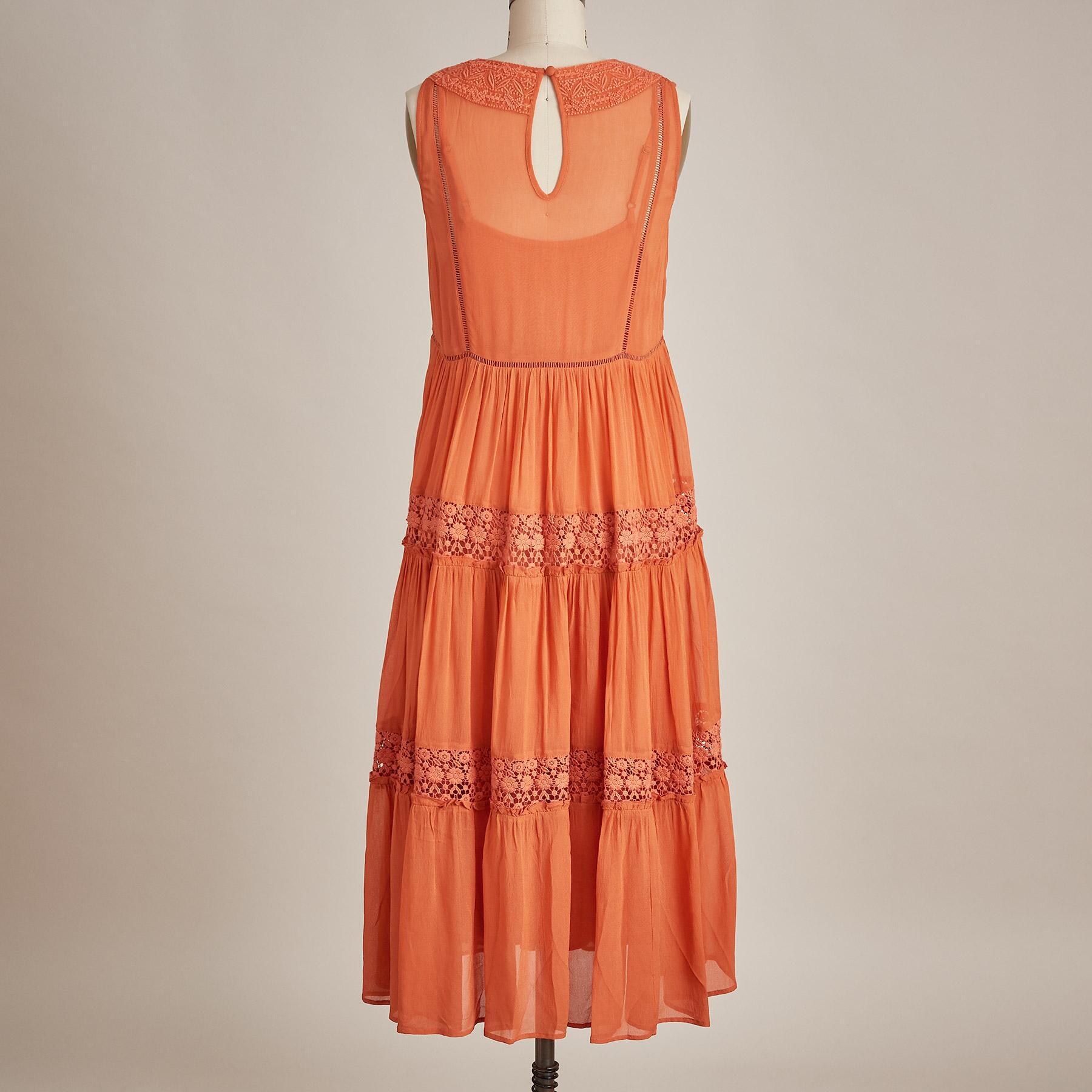 YASMINA DRESS - PETITE: View 3