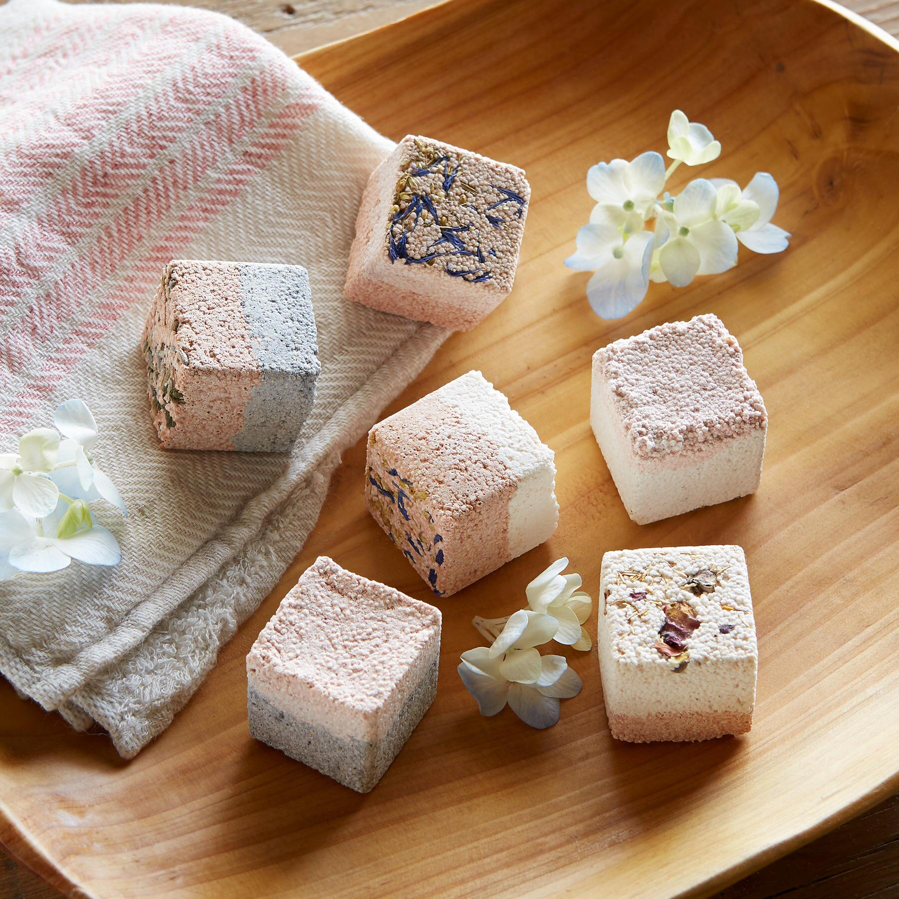 FIZZY BATH CUBE EXPEDITION SET: View 1