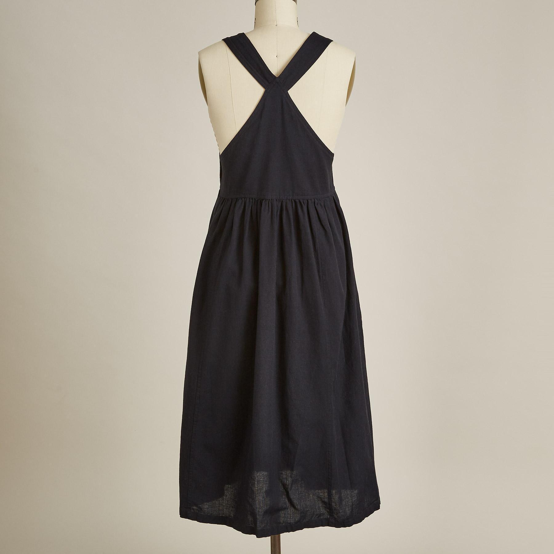 ZHIVAGO PINAFORE DRESS: View 3