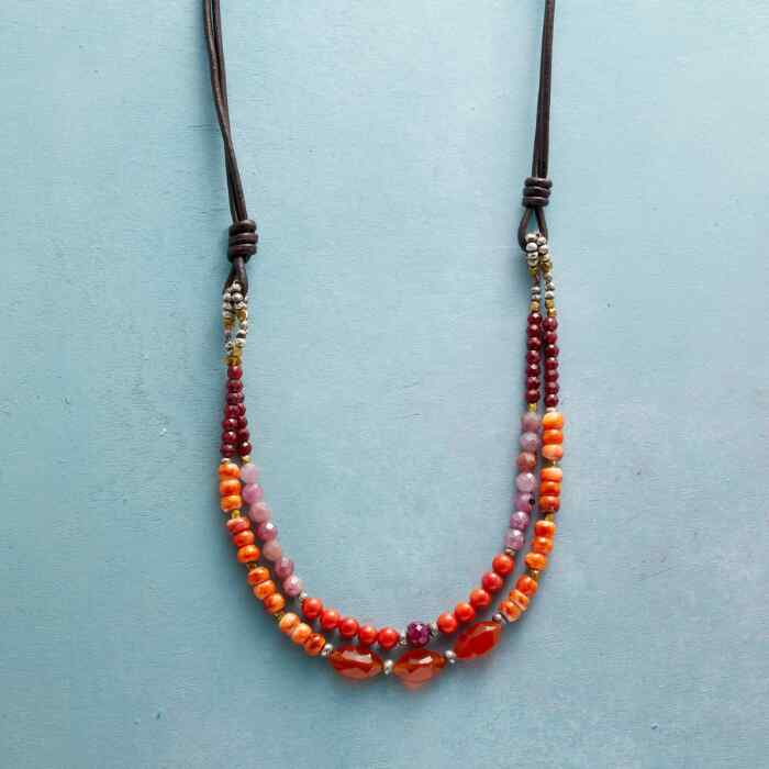 FIREFALL NECKLACE