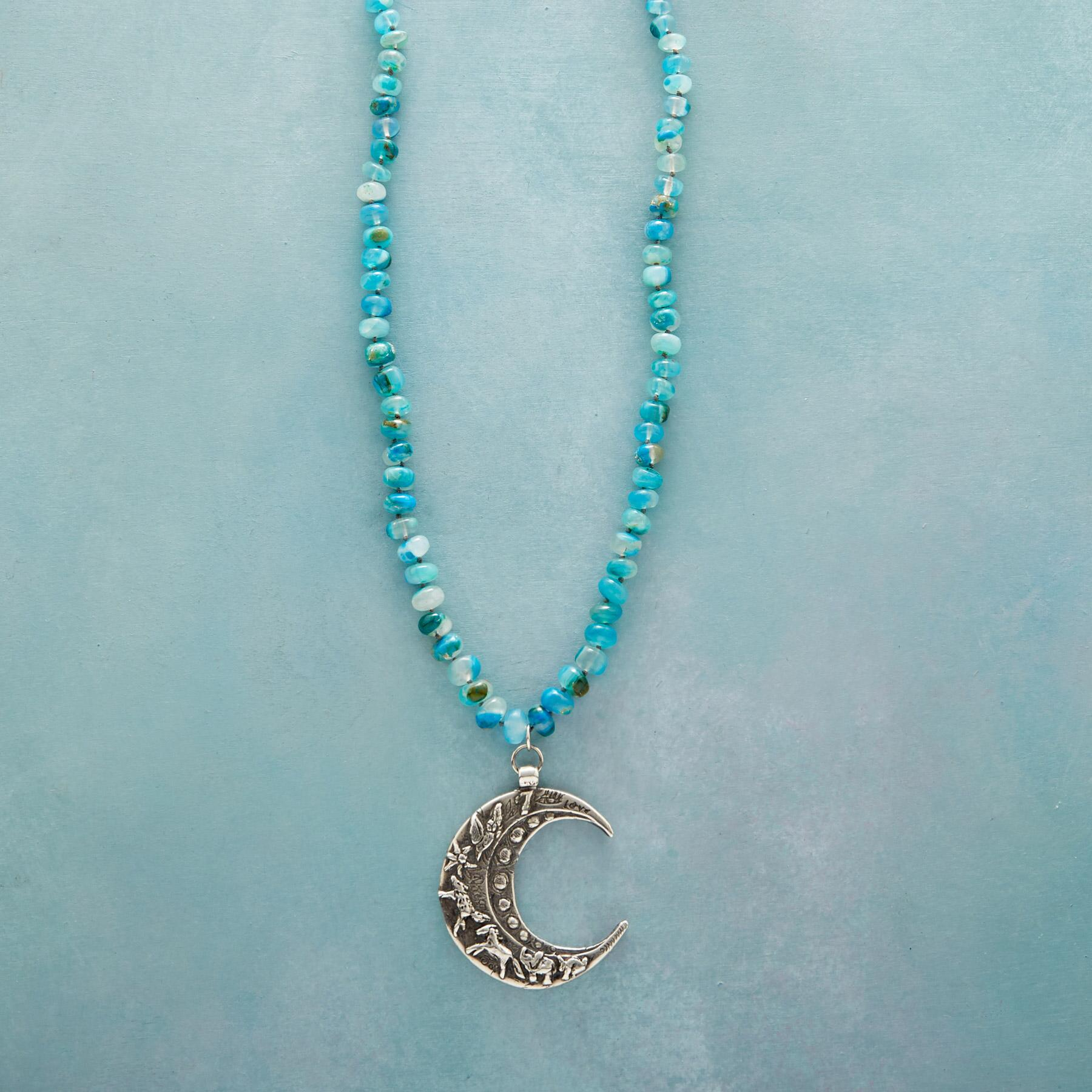 TO THE MOON & BACK NECKLACE: View 1