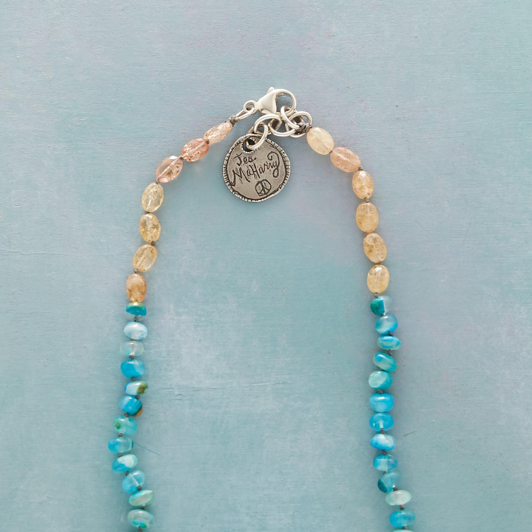 TO THE MOON & BACK NECKLACE: View 4