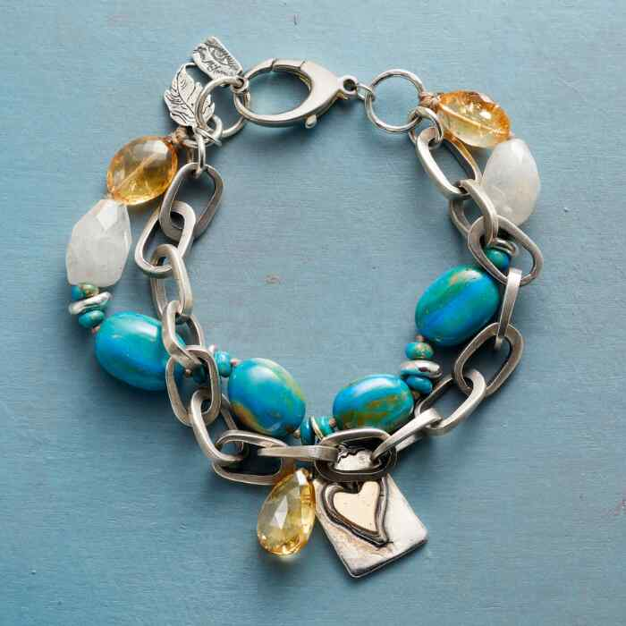 HUMMINGBIRD TRAIL BRACELET