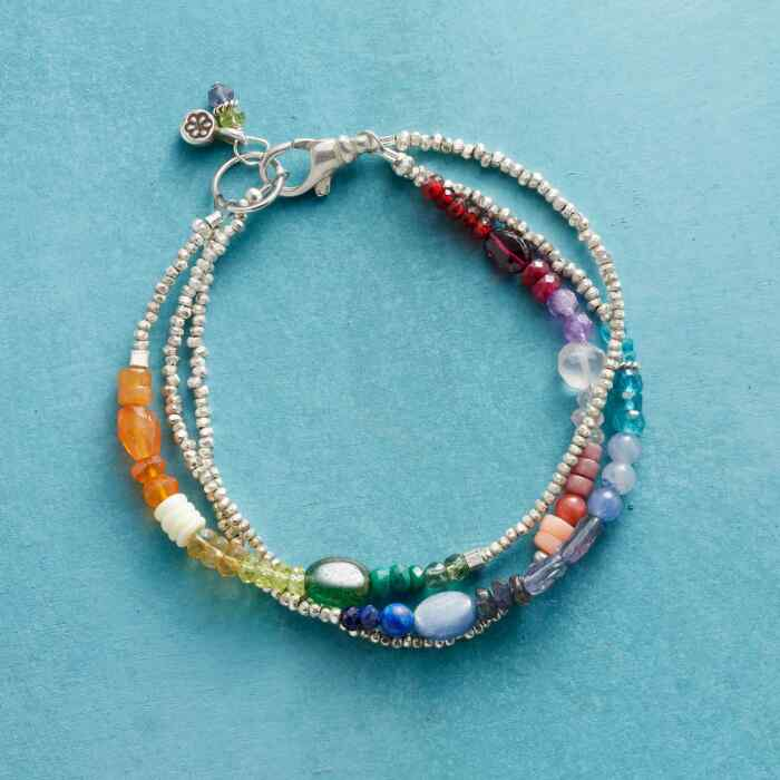 COLOR ARC BRACELET